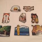 Gotochi cartes Akita