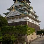 Osaka-jo le chateau d'Osaka 2