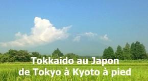 Tokaido au Japon : de Kyoto à Tokyo par la route et à pied