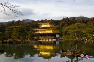 30 meilleures destinations de voyage au Japon - Kinkakuji kyoto