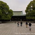 Sanctuaire Meiji Jingu