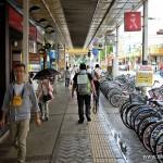 Tokyo Fukushima à pied - marcher dans fukushima