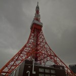 Tokyo Tower la tour de Tokyo - 5