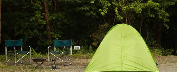 Week-end camping au lac Saiko – Mont Fuji