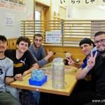 tokyo fukushima à pied -  belles rencontres