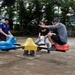 tokyo fukushima à pied - comme des enfants