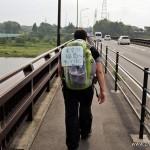 tokyo fukushima à pied - je marche