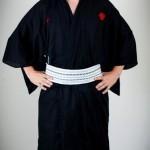 yukata kimono dété au Japon