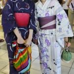 yukata kimono dété au Japon 2