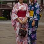 yukata kimono dété au Japon 5