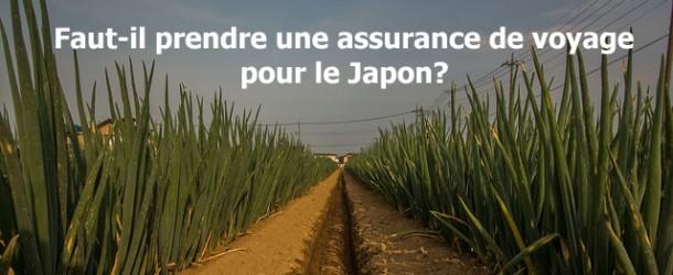 Assurance de voyage au Japon : faut-il en prendre une ?