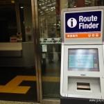 route finder itinéraire de voyage au Japon (1)