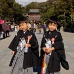Sichigosan fête des enfants de 3, 5 et 7 ans au Japon (2)