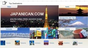 Japanican: pour des ryokan, hôtels, excursions et plus encore…