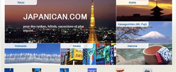 Japanican.com pour des ryokan, hôtels, excursions et plus encore…