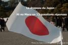 Le drapeau du Japon : Hi no Maru en 13 questions réponses