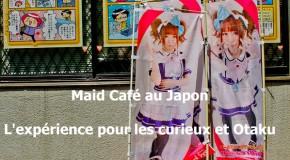 Maid Café au Japon : une expérience otaku pour les curieux