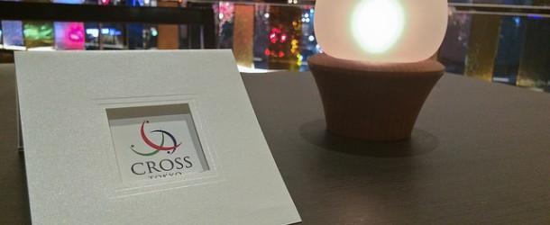 Cross Tokyo Restaurant à Roppongi: manger franco italien à la sauce japonaise