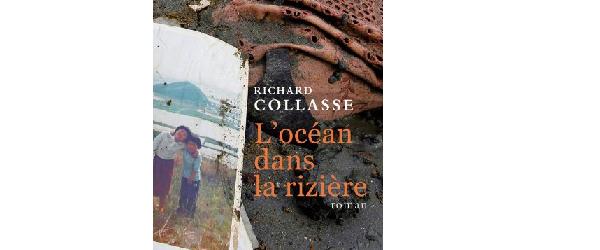 L'océan dans la rizière par Richard Collasse