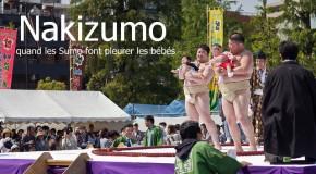 Nakizumo, quand les Sumo font pleurer les bébés au Japon