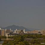 Hiroshima-jo le château d'Hiroshima (5)