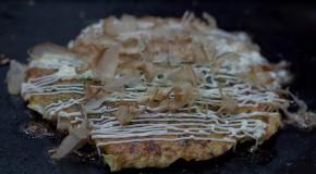 Monjya Okame, restaurant à Okonomiyaki et Monjayaki à Tsukishima – Tokyo