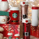 Starbucks Japon Noel