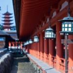 ile de miyajima au Japon sanctuaire Istukushima (2)