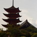 ile de miyajima au Japon sanctuaire Istukushima (6)