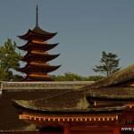 ile de miyajima au Japon sanctuaire Istukushima (7)