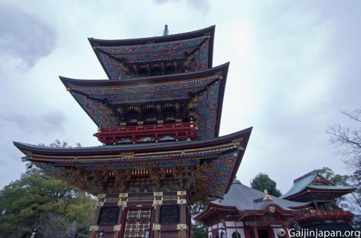 Naritasan Shinshoji, le temple qui en impose à quelques pas de l'aéroport de Tokyo