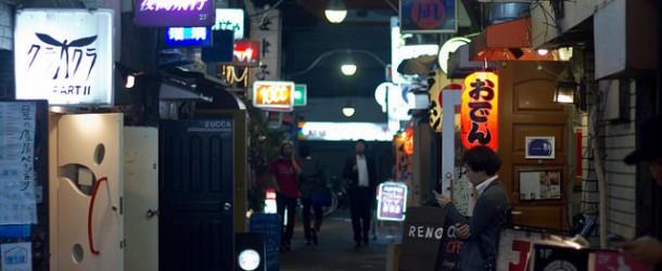 Golden Gai Tokyo, une ambiance rétro pour sortir le soir