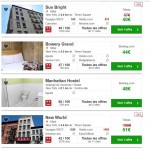 Hôtels New York Pas cher