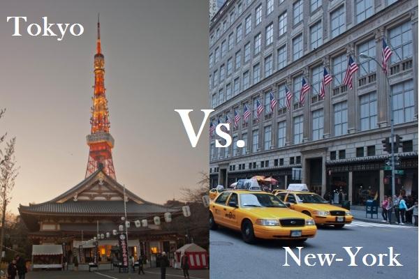 comparatif tokyo new york lequel est le moins cher un gaijin au japon. Black Bedroom Furniture Sets. Home Design Ideas