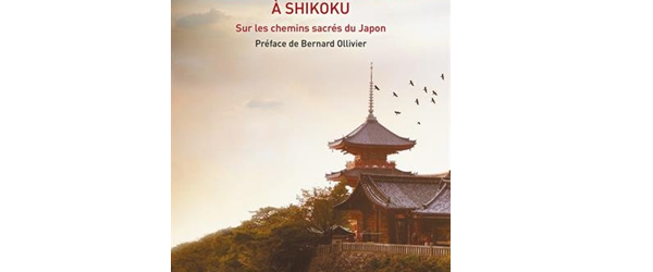 Comme une feuille de thé à Shikoku de Marie-Edith Laval