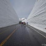 Route Alpine de Tateyama Kurobe Japon (3)