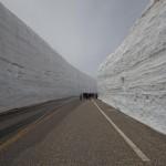 Route Alpine de Tateyama Kurobe Japon (7)