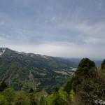 Route Alpine de Tateyama Kurobe Japon (9)
