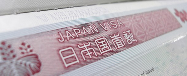 Passeport et visa pour un voyage au Japon