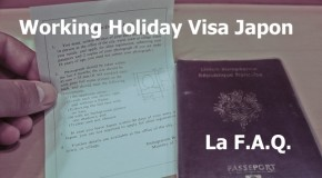 Working Holiday Visa Japon – la FAQ