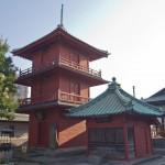 Nishiarai Daishi soji-ji temple Tokyo (8)