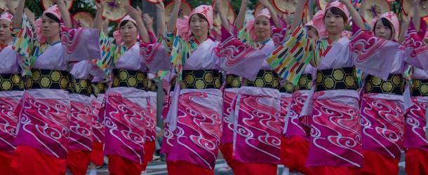 Hanagasa Odori Matsuri, ça danse dans les rues de Yamagata