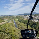 Hélicoptère à Kanazawa Japon (12)