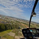 Hélicoptère à Kanazawa Japon (13)