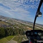 Hélicoptère à Kanazawa Japon (14)