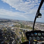 Hélicoptère à Kanazawa Japon (15)