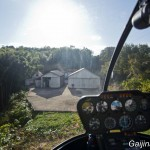 Hélicoptère à Kanazawa Japon (5)