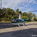 Hélicoptère à Kanazawa Japon (6)