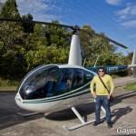 Hélicoptère à Kanazawa Japon (8)