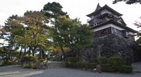 Château de Maruoka, plus ancien donjon du Japon